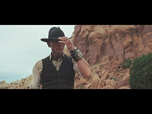 Cowboys & Aliens - Trailer #2