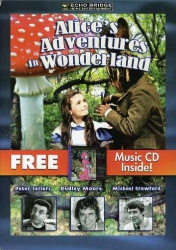 Fiona Fullerton in Alice's Adventures in Wonderland (1972)