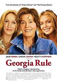 Jane Fonda, Felicity Huffman, and Lindsay Lohan in Georgia Rule (2007)