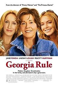 Primary photo for Georgia Rule