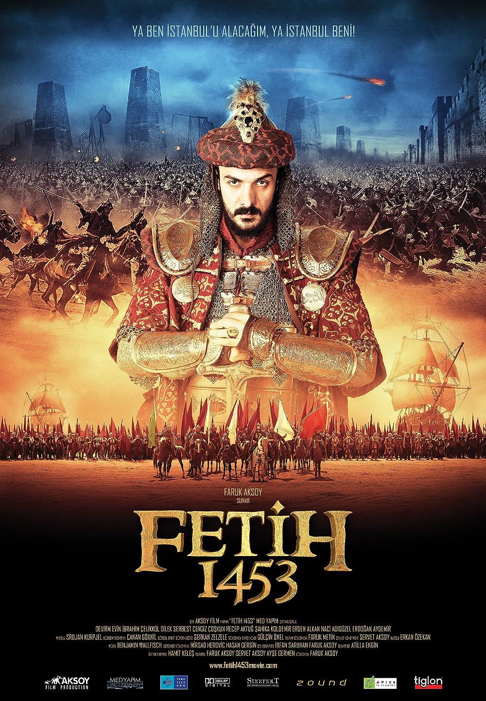 Fetih 1453 2012 Hindi ORG Dual Audio 480p BluRay ESub 543MB Download
