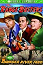 Thunder River Feud (1942) Poster