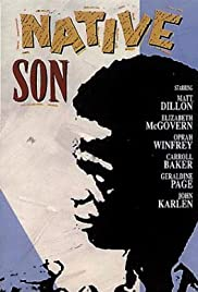 Native Son (1986) Poster - Movie Forum, Cast, Reviews