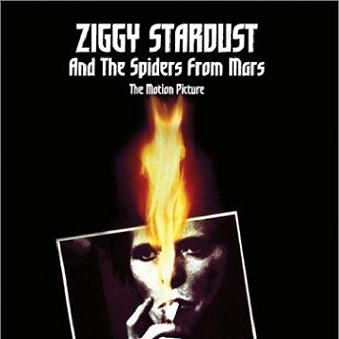 Ziggy Stardust and the Spiders from Mars (1973)