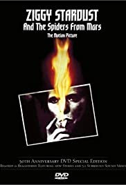 Ziggy Stardust and the Spiders from Mars (1973) Poster - Movie Forum, Cast, Reviews