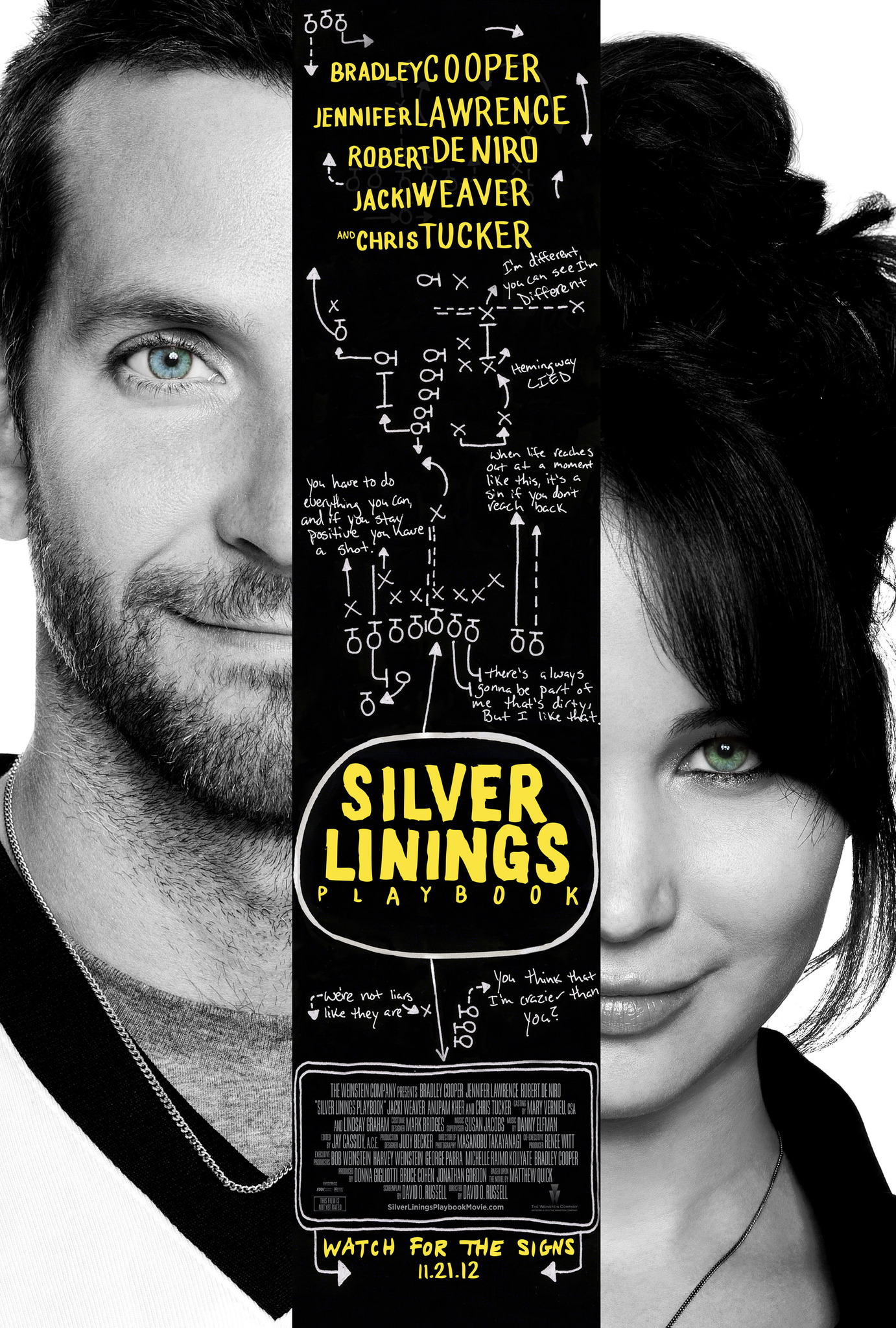 silver linings playbook full movie free