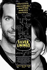 Bradley Cooper and Jennifer Lawrence in Silver Linings Playbook (2012)