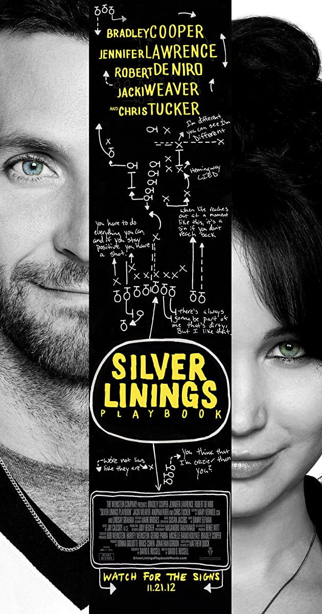 silver linings playbook 2012 quotes imdb