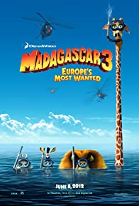 Primary photo for Madagascar 3: Europe's Most Wanted