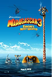 Madagascar 3: Europe's Most Wanted (2012) filme kostenlos