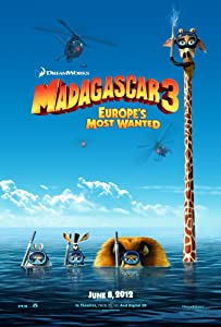 Watch a funny movie Madagascar 3: Europe's Most Wanted [480i]
