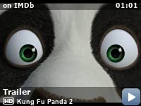 Ror inte min panda 2