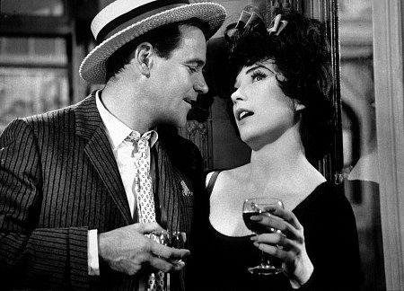 """""""Irma La Douce"""" Jack Lemmon and Shirley MacLaine"""