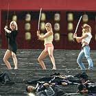Jaime Pressly, Sarah Carter, Natassia Malthe, Holly Valance, and Devon Aoki in DOA: Dead or Alive (2006)