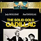 Paul Douglas and Judy Holliday in The Solid Gold Cadillac (1956)