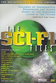 The Sci-Fi Files Poster