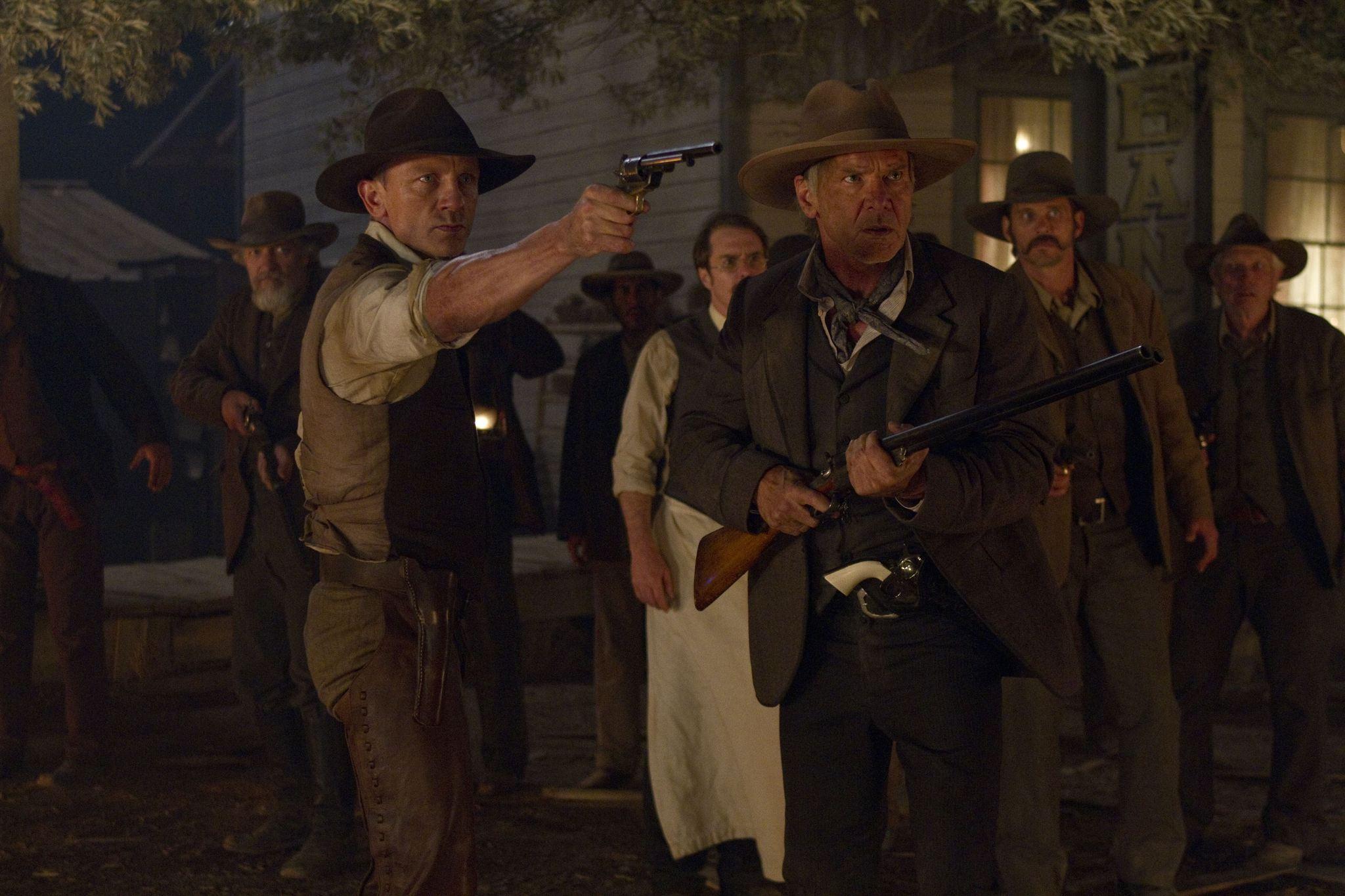 Cowboys & Aliens (2011) - Photo Gallery - IMDb