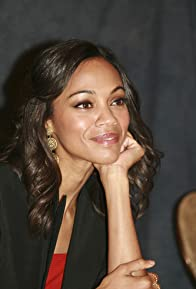 Primary photo for Zoe Saldana