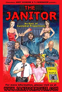 Watching japanese movies The Janitor by Scott Spiegel [hddvd]