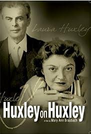 Huxley on Huxley Poster
