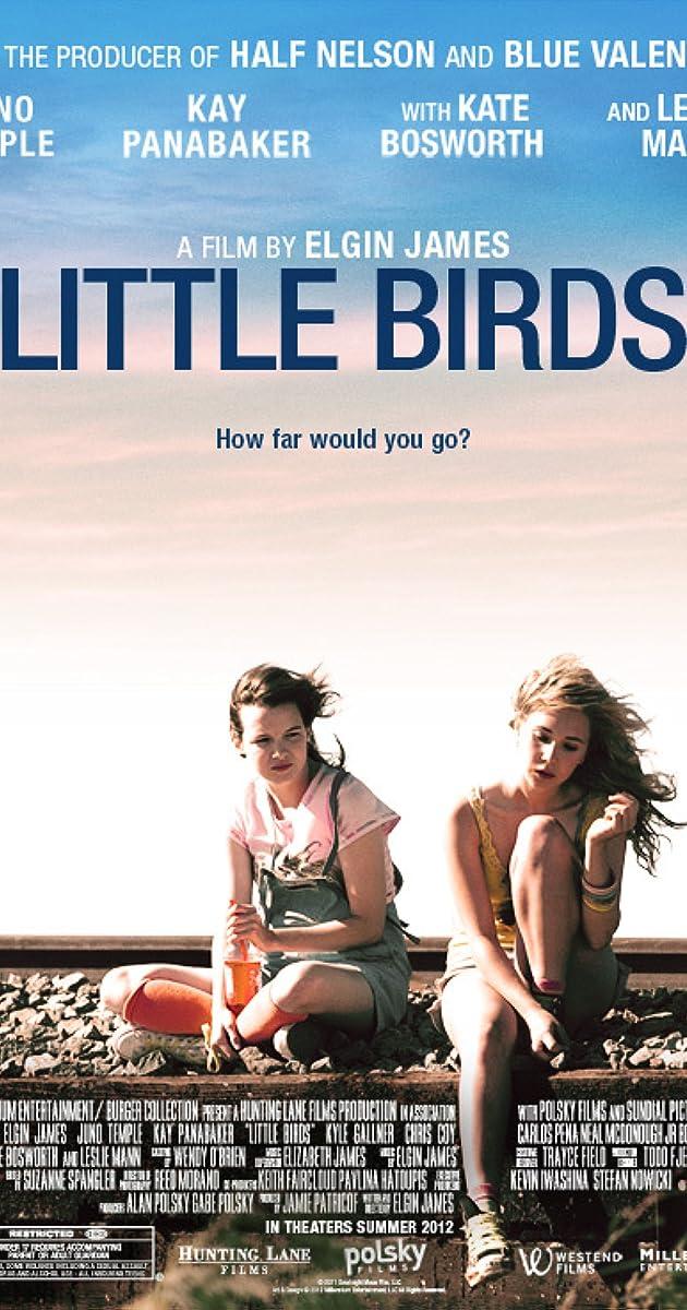 Maži paukščiai / Little Birds (2011) Online