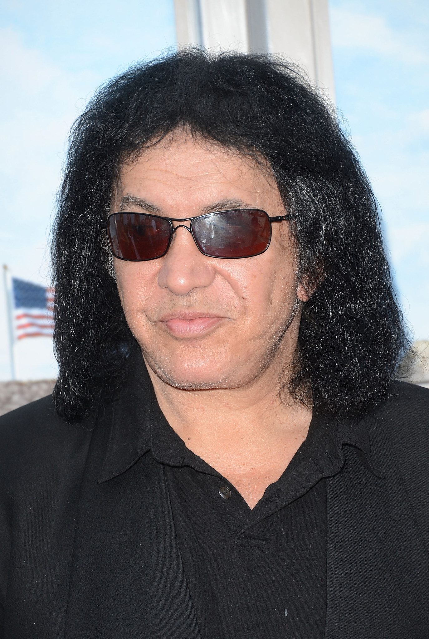 Gene Simmons at an event for That's My Boy (2012)