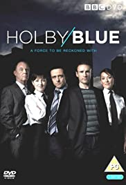 Holby Blue Poster
