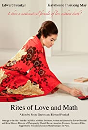 Rites of Love and Math Poster