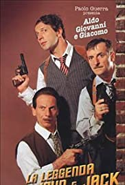 The Legend of Al, John and Jack Poster