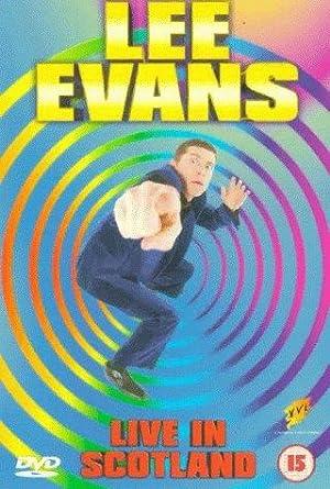 Permalink to Movie Lee Evans: Live in Scotland (1998)