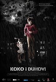 Koko i duhovi Poster