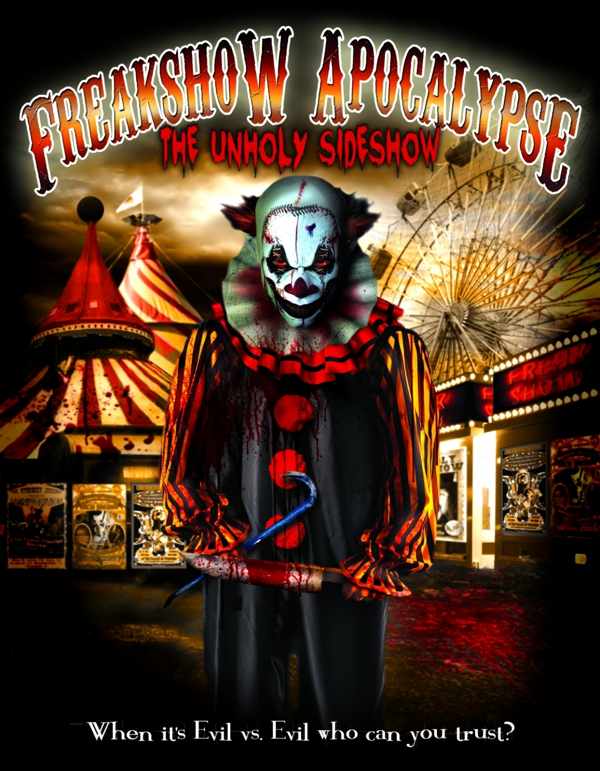 The Freakshow Apocalypse