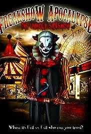 The Freakshow Apocalypse Poster