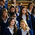 Sarah Bolger, Sarah Gadon, and Lily Cole in The Moth Diaries (2011)