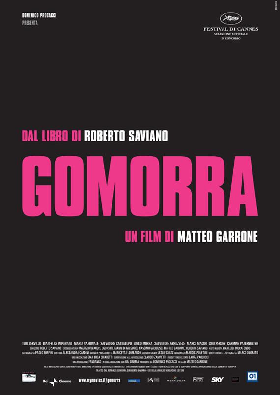 GOMORA / GOMORRA / GOMORRAH (2008)