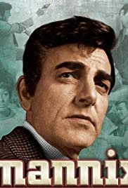 The Name Is Mannix Poster