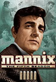 Mannix Poster - TV Show Forum, Cast, Reviews