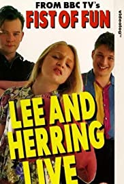 Lee & Herring Live Poster