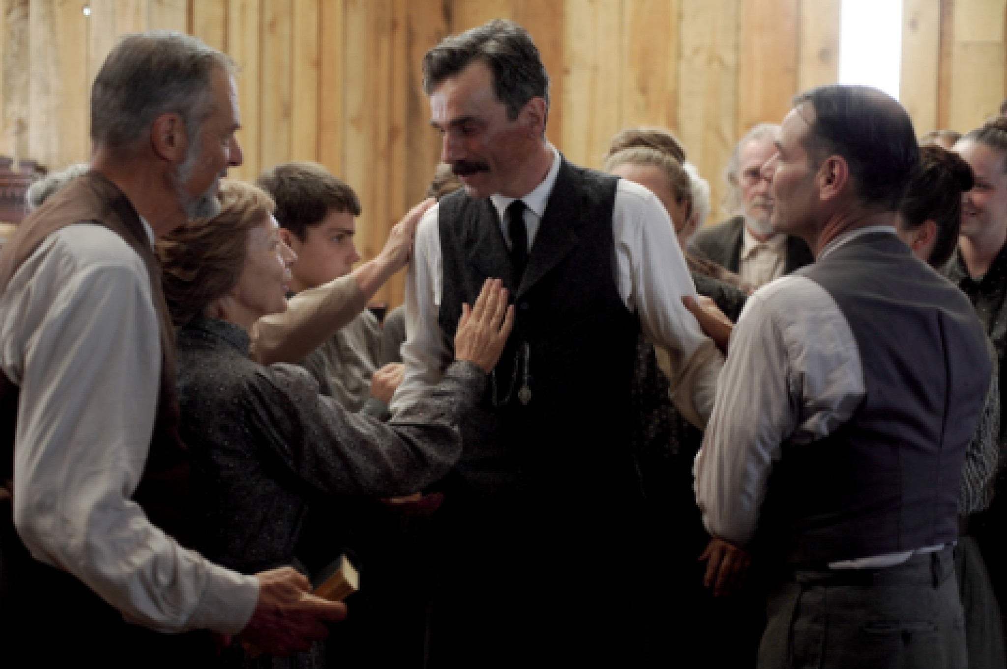 Daniel Day-Lewis in There Will Be Blood (2007)