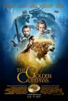 Nicole Kidman, Sam Elliott, Daniel Craig, Eva Green, and Dakota Blue Richards in The Golden Compass (2007)