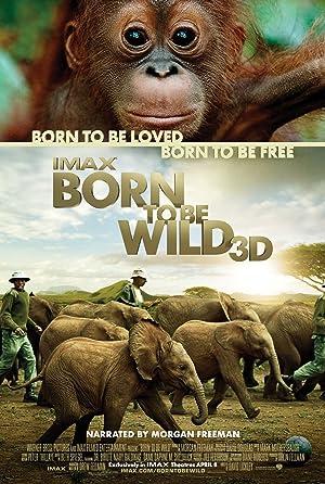 Movie Born to Be Wild (2011)