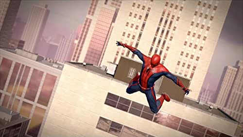 The Amazing Spider-Man: Launch Trailer