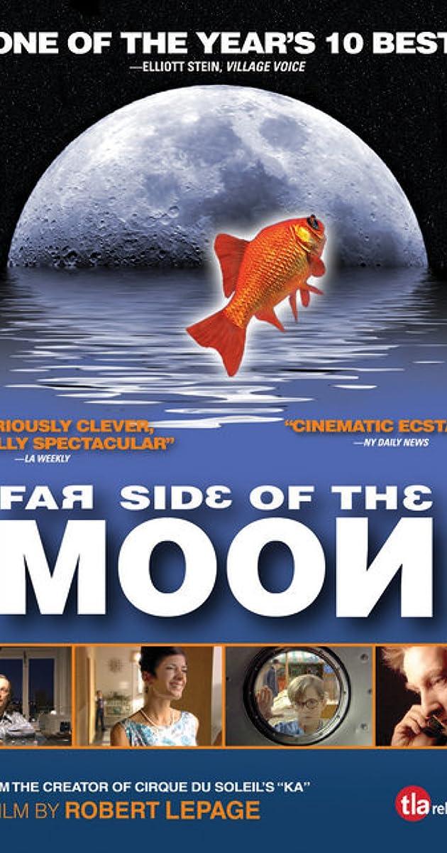 La Face Cach U00e9e De La Lune  2003