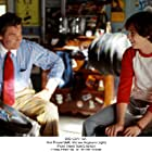 Kurt Russell and Michael Angarano in Sky High (2005)