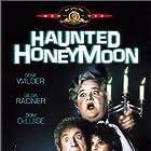 Gene Wilder, Dom DeLuise, and Gilda Radner in Haunted Honeymoon (1986)