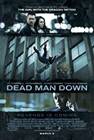 Terrence Howard, Colin Farrell, and Noomi Rapace in Dead Man Down (2013)