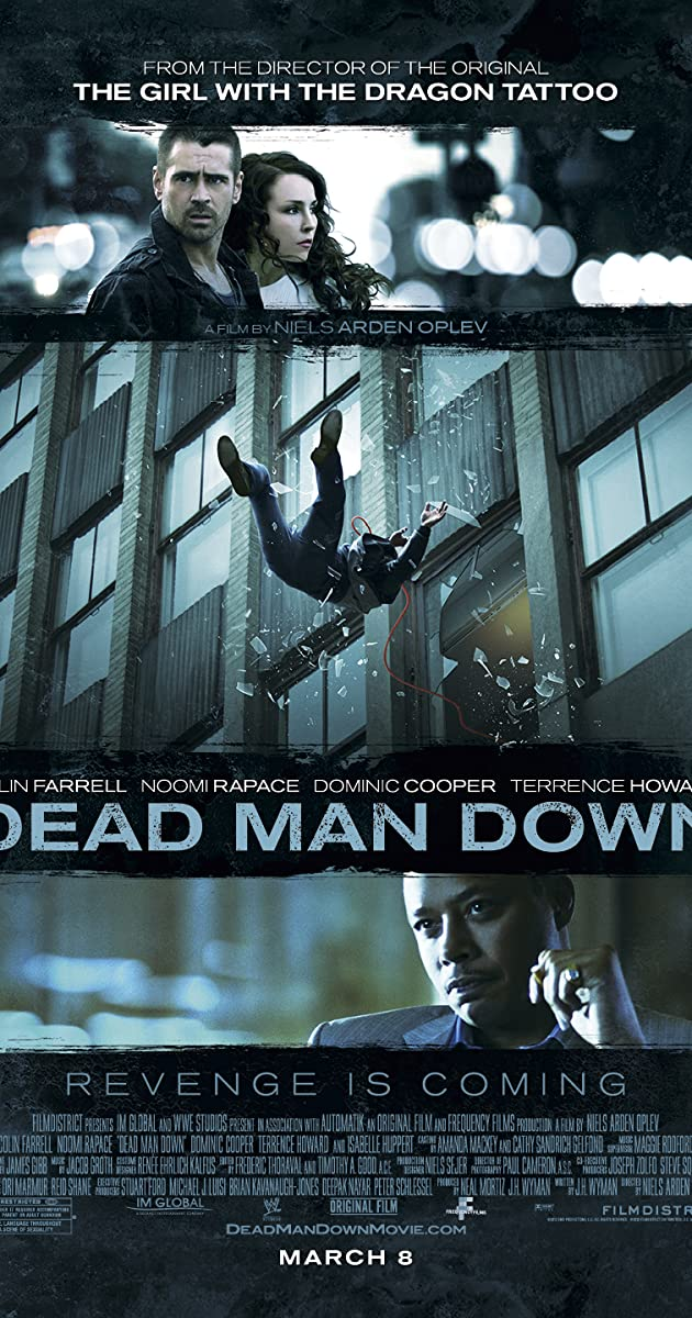 Subtitle of Dead Man Down