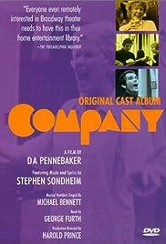 Original Cast Album: Company Poster