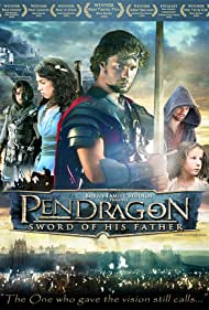 Pendragon: Sword of His Father, DVD cover. Translated into Spanish, Portuguese and German.