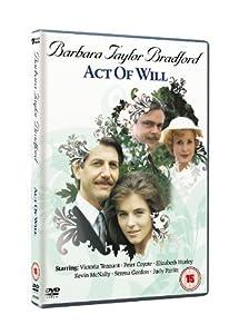 Act of Will Tony Wharmby